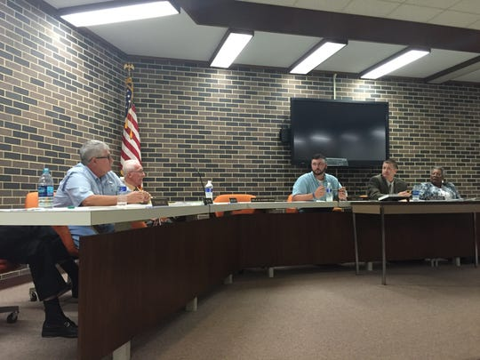 Avoyelles Parish School Board members formally rejected a group's charter school application for the third time.