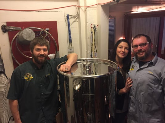 Amber Lantern Brewing Co.