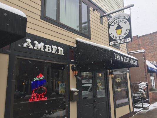 Amber Lantern Brewing Co.