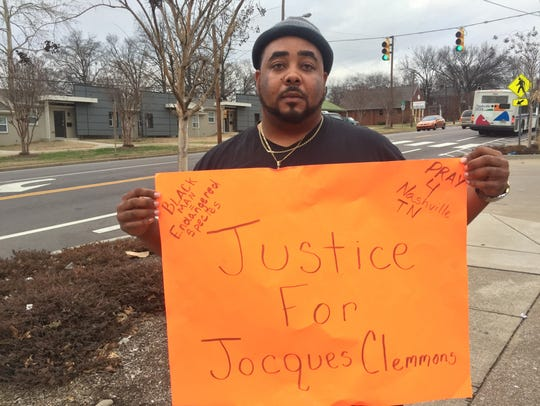 Josh Martin, 29, of South Nashville, says he knew Jocques