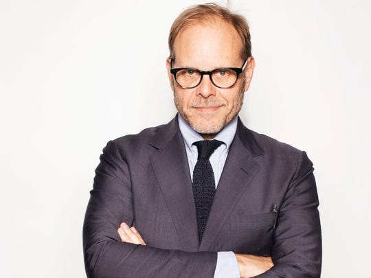 Alton Brown will perform May 3 at Clowes Hall.