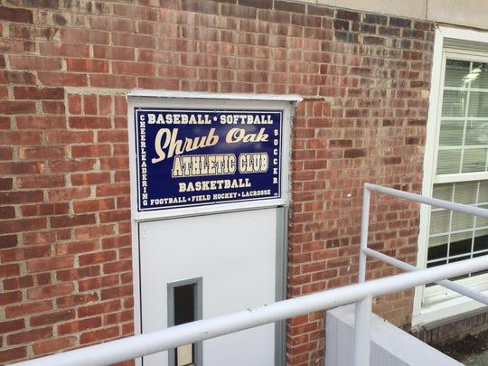 The Shrub Oak Athletic Club, whose president is Lakeland