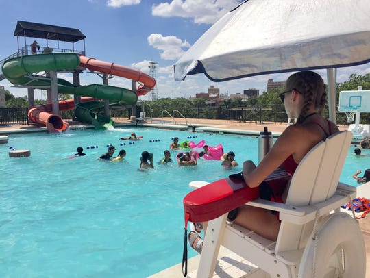 The Recreation program will add an inflatable at Love Municipal Pool.