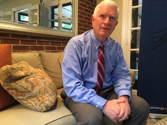 """Rep. Mo Brooks, R-Ala., has used the phrase """"big lie"""" to describe allegations of collusion between President Donald Trump and Russian operatives during the 2016 presidential election."""