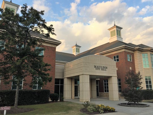 Mauldin leaders envision their City Hall near the intersection