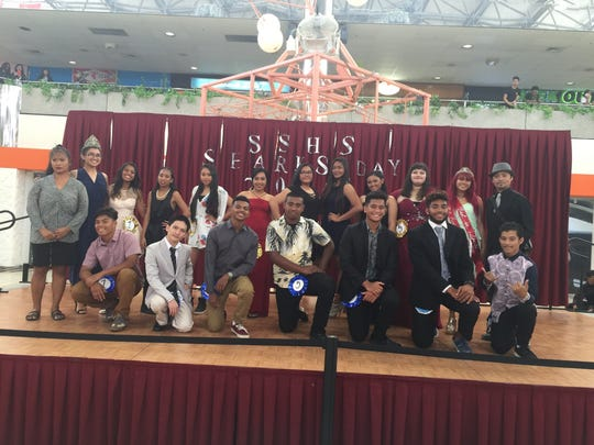 The 2018 Mr. and Ms. SSHS Pageant was held at the Micronesia
