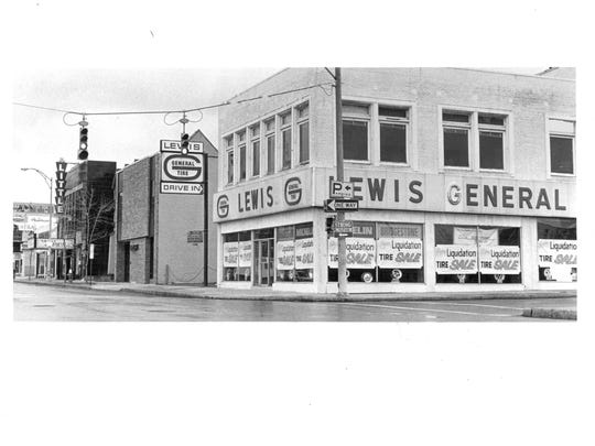 1983: The Little Theater, left, will be expanding when it operates two new screens at the Lewis General Tire Building, 260 East Ave.