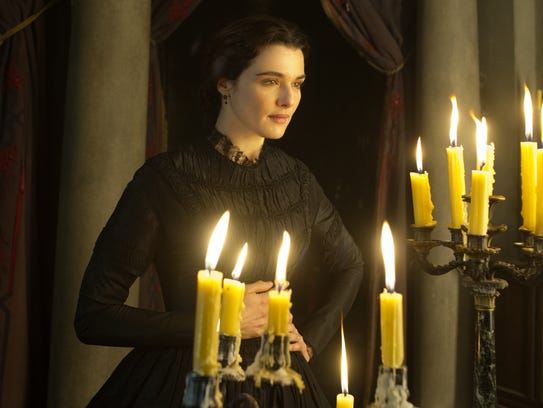 Rachel Weisz stars in a new adaptation of Daphne du