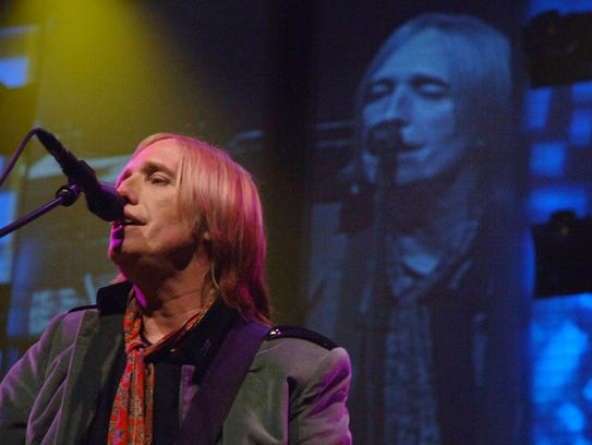 Tom Petty and the Heartbreakers played the first concert