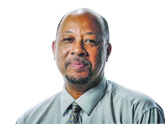 Clarion-Ledger Columnist Jimmie E. Gates
