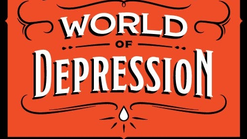 "John Moe is hosting a new podcast, ""The Hilarious World of Depression,"" which pairs comedians with discussion of mental illness."