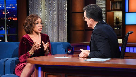 Gayle King addresses the firing of her former 'CBS