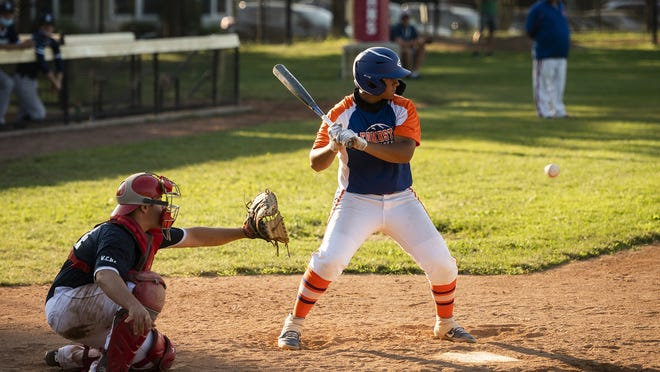 Nick Garcia was one of six Leominster players to collect two hits in a winners' bracket victory Tuesday night over Cherry Valley.