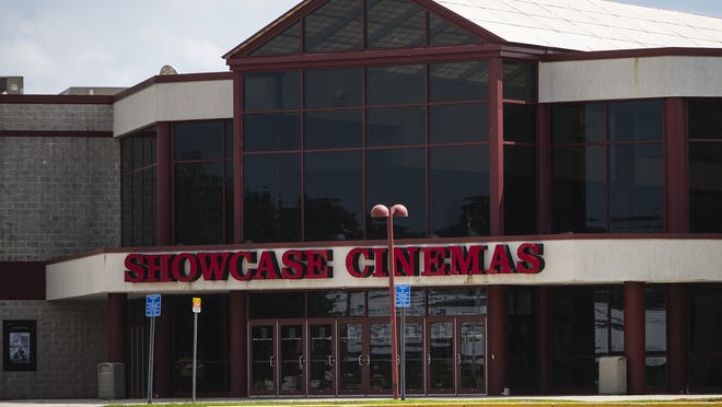 Showcase Cinemas North remains closed as of Tuesday.