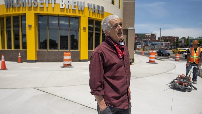 Worcester Public Market founder Allen Fletcher will reopen Thursday.