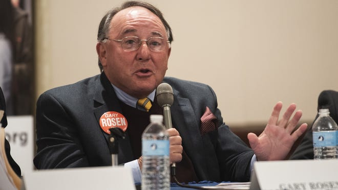 Councilor-at-Large Gary Rosen surprised many at Tuesday night's Worcester City Council meeting when he indicated that this will likely be his final term.