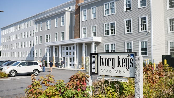 Ivory Keys Apartments in Leominster was named to the National Register of Historic Places on Friday. The factory, built in 1843, is the former home of the Jewett Piano Case Co.  View a photo gallery at telegram.com.