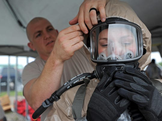 CGO 0618 DISASTER EXERCISE