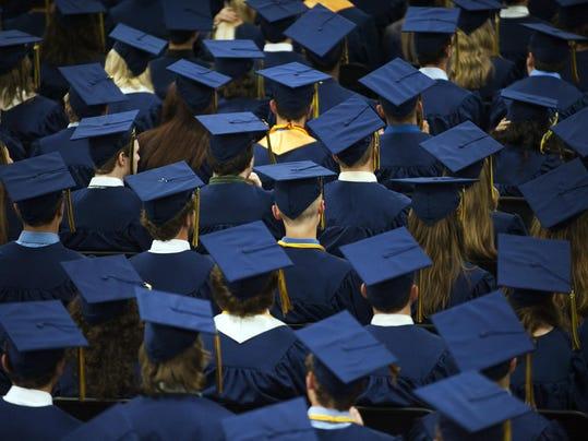 High School Graduates in Vermont