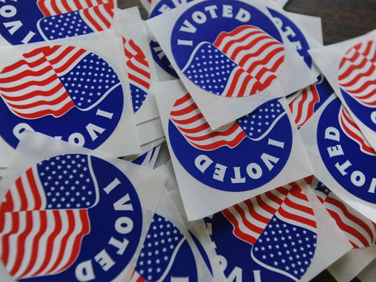 file -- voting stickers