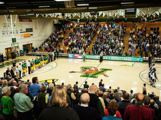 Yale vs. Vermont men's basketball 12/18/14