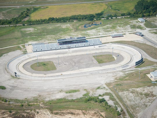 Mansfield Motor Sports aerial