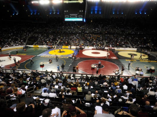 New Jersey Wrestling state championships