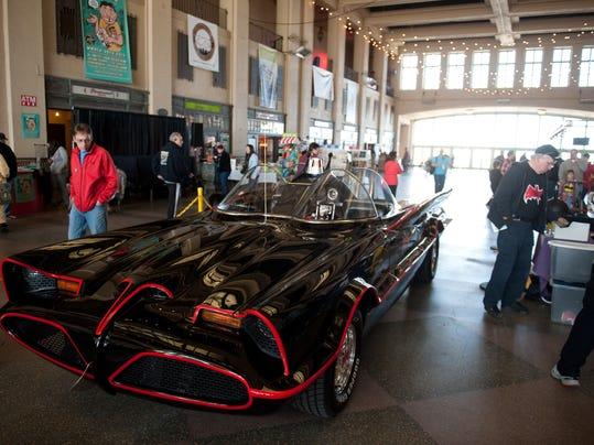 INSIDEPHOTO: BatmobileComiCon 2013_HiRes.jpg