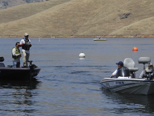 Annual fishing derby returns for Lake kaweah fishing