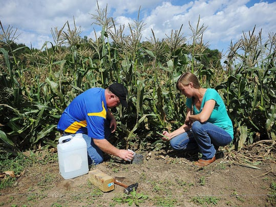 Farmers Healthy Soil Means Cleaner Water