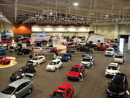Last Auto Nashville Auto Show Puts New Models On Display The - Nashville car show