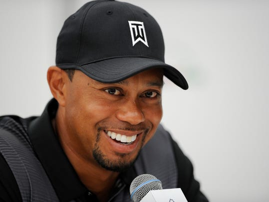 Tiger Woods Press Conference Today Video