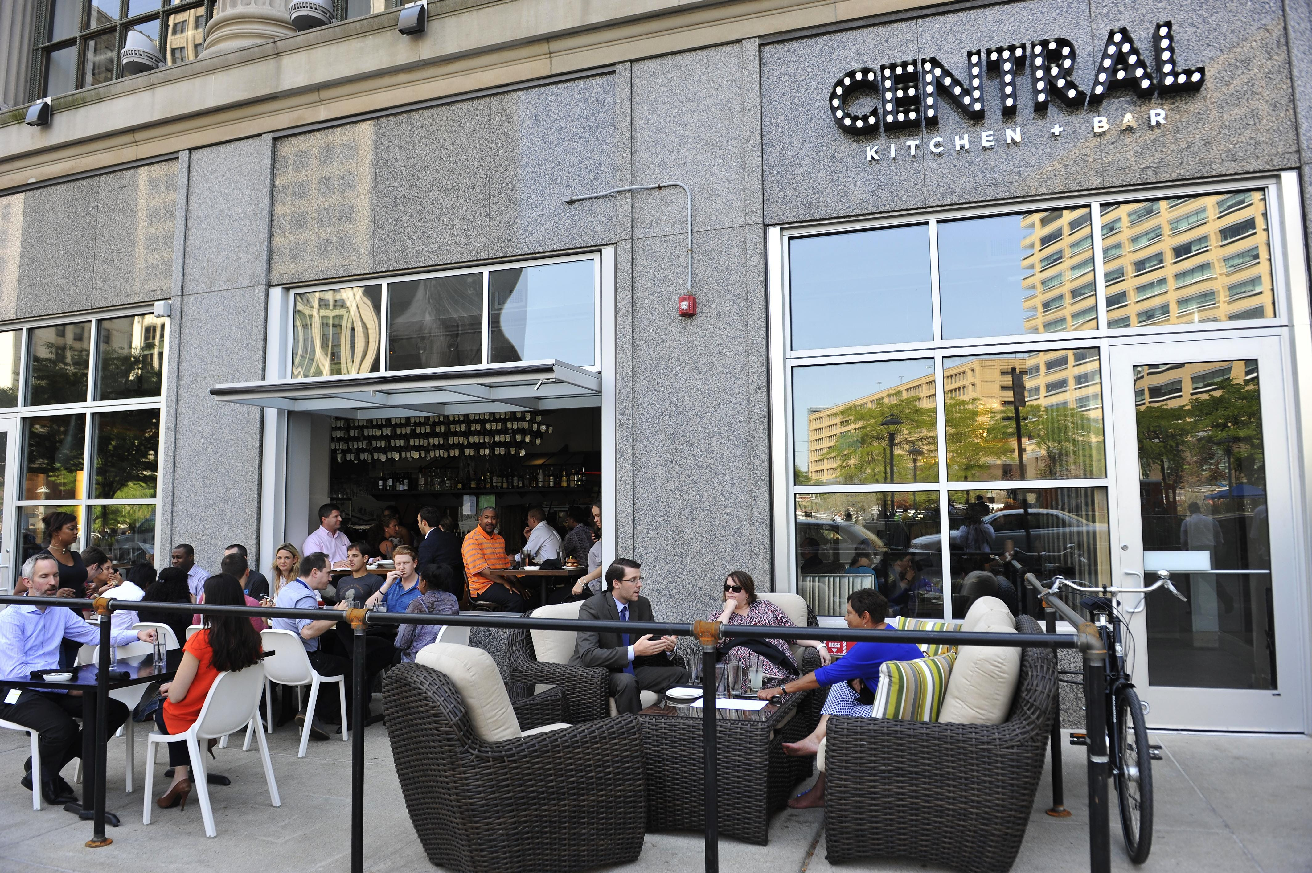 New Central Kitchen U0026 Bar Adds To Downtown Dining Scene