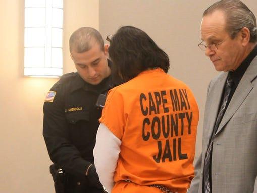 Barbara Lieberman in Superior Court.