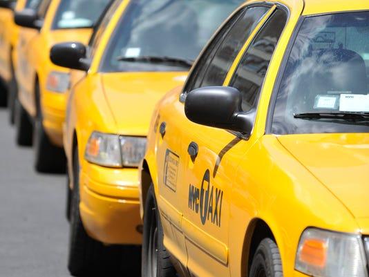2 taxi cab