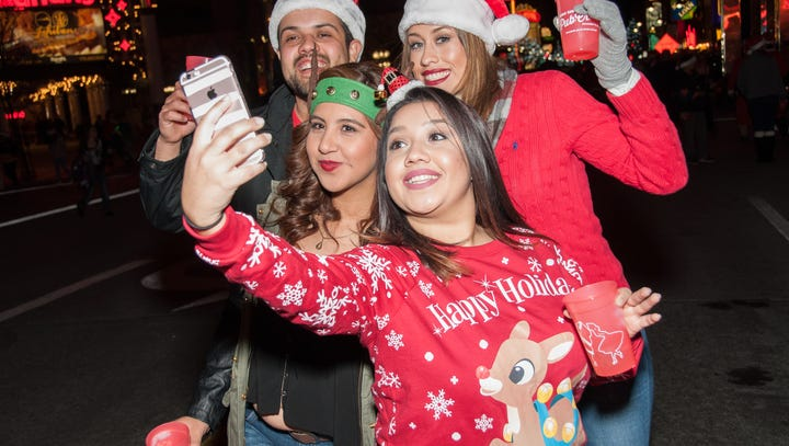 The 15th Annual Reno Santa Pub Crawl, a fundraiser