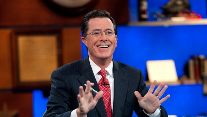 Showtime plans a live election-night comedy special with CBS 'Late Show' host Stephen Colbert.