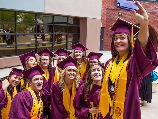 ASU NURSING GRADUATION