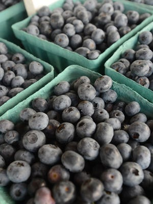 You can pick your own blueberries at Hulings Blueberries & Farm Market in Washington Township. Clorley Farms in North East Township also currently has pick-your-own blueberries.