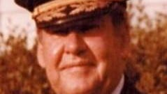 Former Dobbs Ferry Police Chief, John Coffey, who has died at 93.