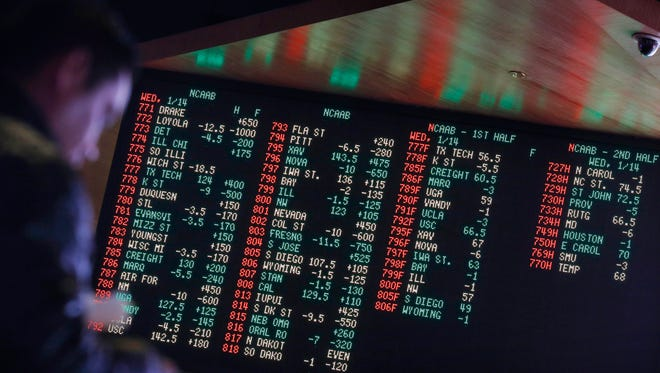 Come Summer 2016, Vegas gamblers will be watching the boards to bet on Olympics events.