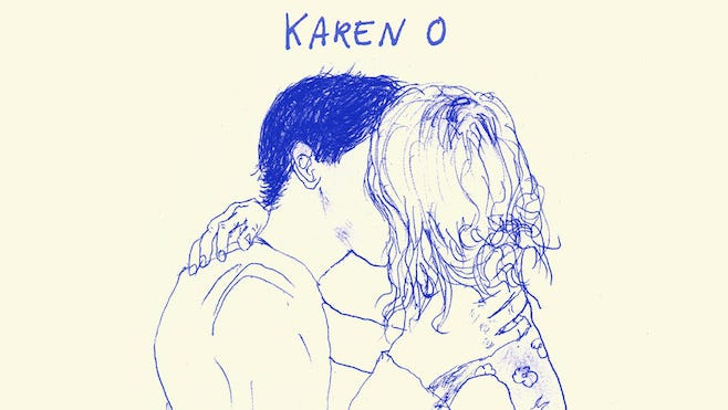 "Karen O, ""Crush Songs"""