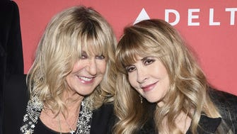 Christine McVie, left, and Stevie Nicks will perform with Fleetwood Mac Oct. 16 at Bankers Life Fieldhouse.