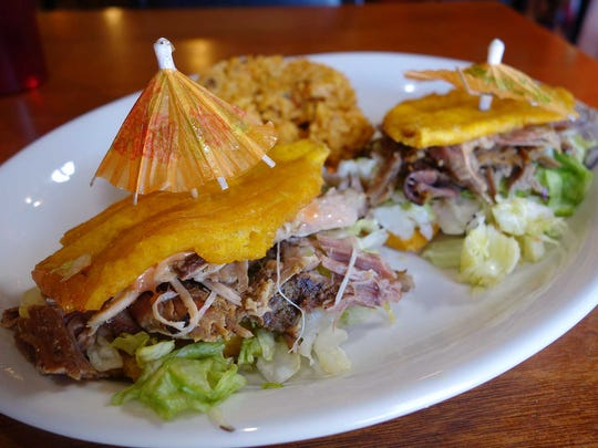 It may have a Puerto Rican soul, but the jibarito,
