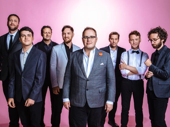 Saint Paul and The Broken Bones perform Friday at the