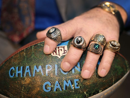 Heritage Auctions is offering 60 Jerry Kramer items