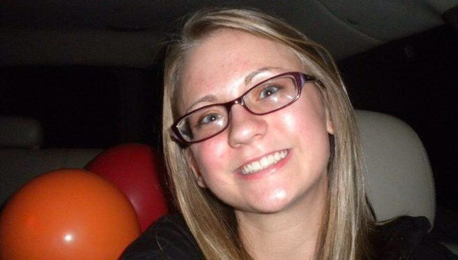 This undated photograph released by the family of Jessica Chambers and her sister Amanda Prince shows Jessica Chambers. Mississippi authorities have launched a homicide investigation into the death of the 19-year-old woman, who was found badly burned on a road near her car that was on fire in Panola County, Miss.  Chambers was doused with a flammable liquid and set on fire Saturday, said Panola County Sheriff Dennis Darby.