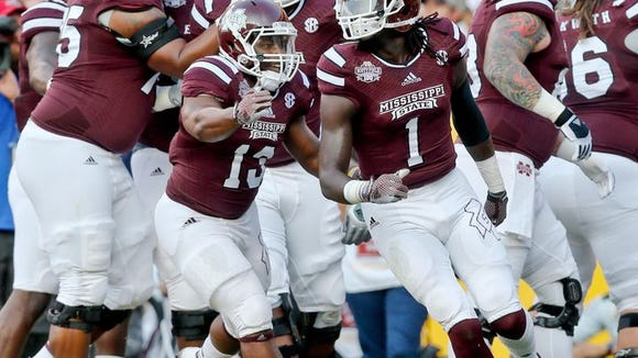 Live updates from Mississippi State's Big Dawg Camp
