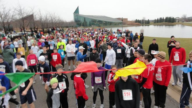A Turkey Trot is returning to Canton to raise money to fight epilepsy.