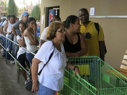 Hurricane Maria FEMA